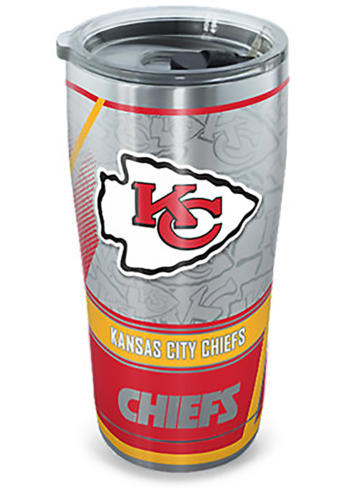 Tervis Tumblers Kansas City Chiefs 30oz Stainless Steel Tumbler - Grey - Image 1