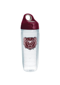 Missouri State Bears 24oz Clear Water Bottle