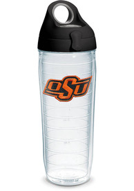 Oklahoma State Cowboys 24oz Clear Water Bottle
