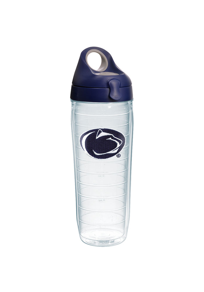 Penn State Nittany Lions 24oz Clear Water Bottle - Image 1