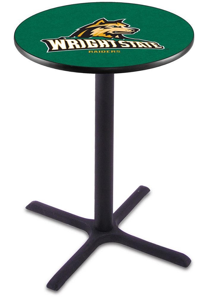 Wright State Raiders L211 36 Inch Pub Table - Image 1