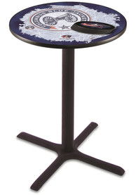 Columbus Blue Jackets L211 36 Inch Pub Table
