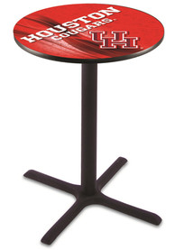 Houston Cougars L211 36 Inch Pub Table
