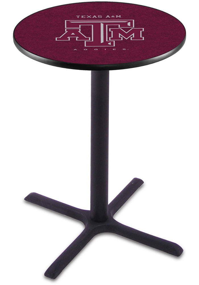 Texas A&M Aggies L211 36 Inch Pub Table - Image 1