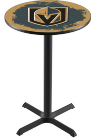 Vegas Golden Knights L211 36 Inch Pub Table