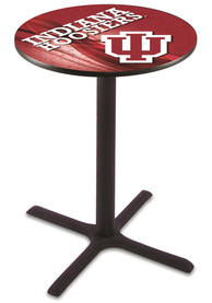 Indiana Hoosiers L211 36 Inch Pub Table
