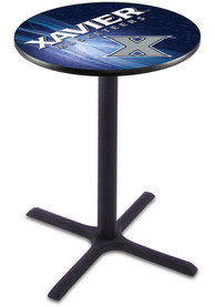 Xavier Musketeers L211 36 Inch Pub Table