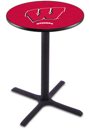 Wisconsin Badgers L211 36 Inch Pub Table