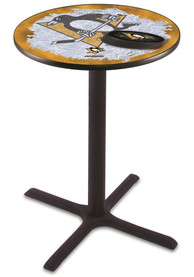 Pittsburgh Penguins L211 36 Inch Pub Table