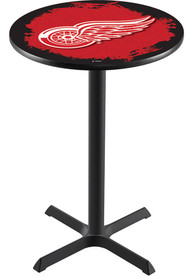 Detroit Red Wings L211 36 Inch Pub Table