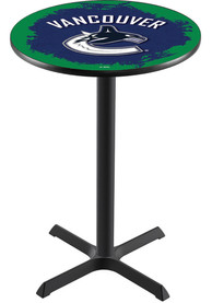 Vancouver Canucks L211 36 Inch Pub Table
