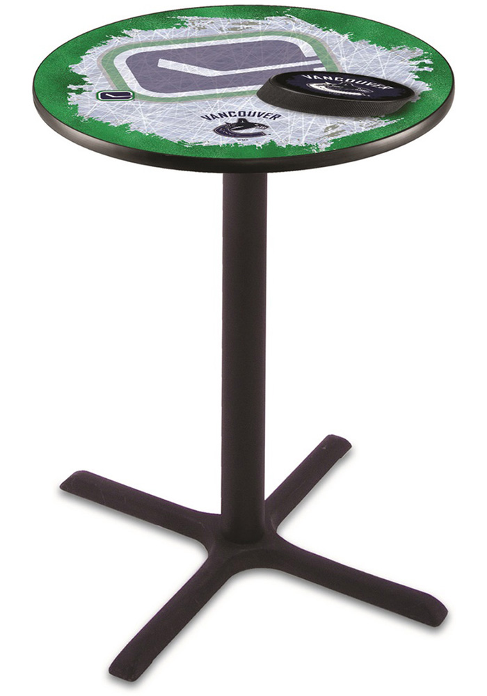 Vancouver Canucks L211 36 Inch Pub Table - Image 1