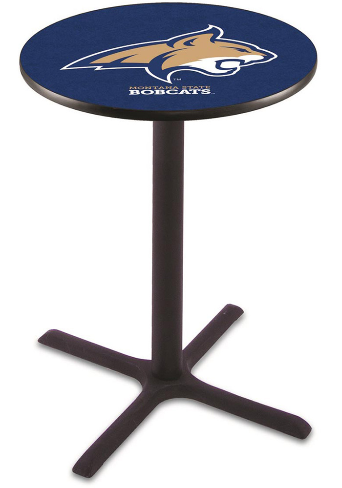 Montana State Bobcats L211 42 Inch Pub Table - Image 1