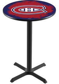Montreal Canadiens L211 42 Inch Pub Table
