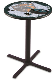 San Jose Sharks L211 42 Inch Pub Table