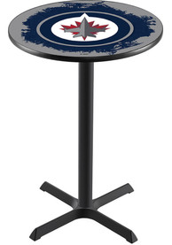 Winnipeg Jets L211 42 Inch Pub Table
