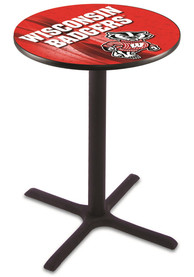 Wisconsin Badgers L211 42 Inch Pub Table