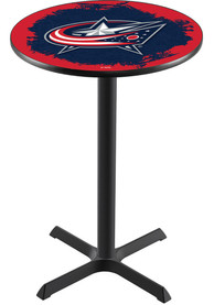 Columbus Blue Jackets L211 42 Inch Pub Table