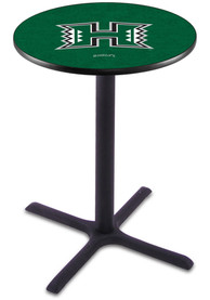 Hawaii Warriors L211 42 Inch Pub Table