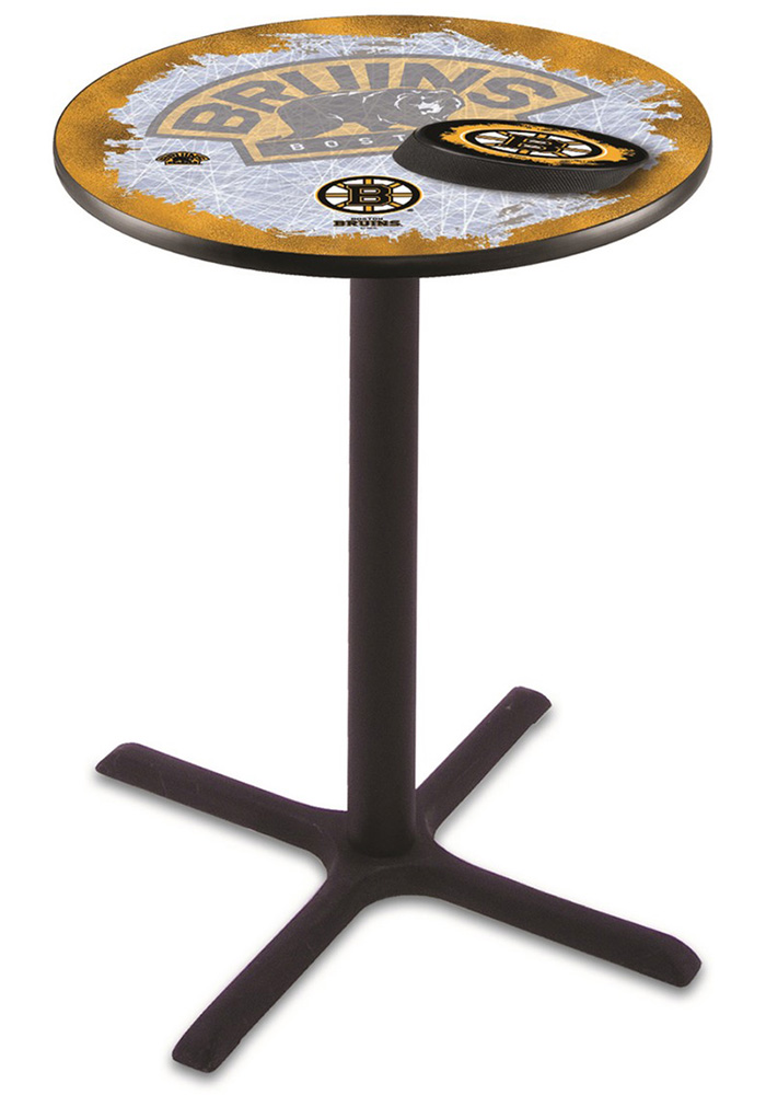 Boston Bruins L211 42 Inch Pub Table - Image 1