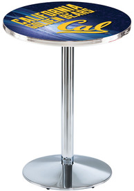 Cal Golden Bears L214 36 Inch Pub Table