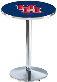 Houston Cougars L214 36 Inch Pub Table