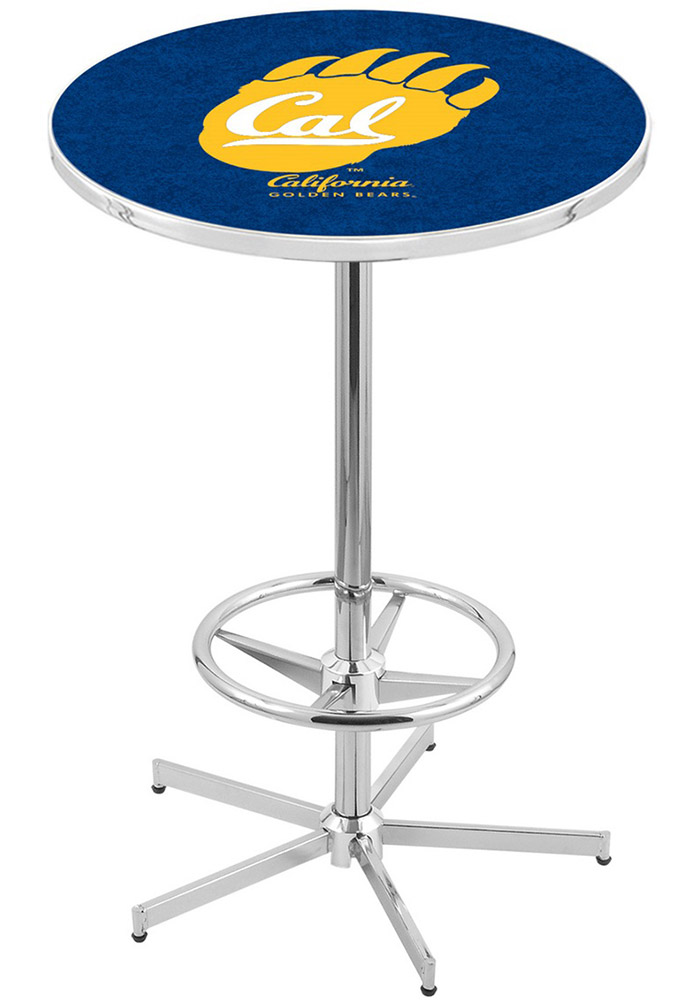 Cal Golden Bears Navy Pub Table - Image 1