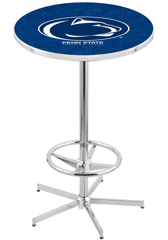 Penn State Nittany Lions Navy Pub Table - Image 1