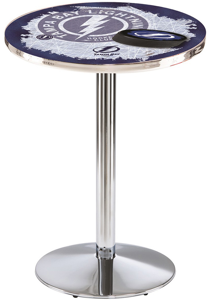 Tampa Bay Lightning L214 36 Inch Pub Table - Image 1