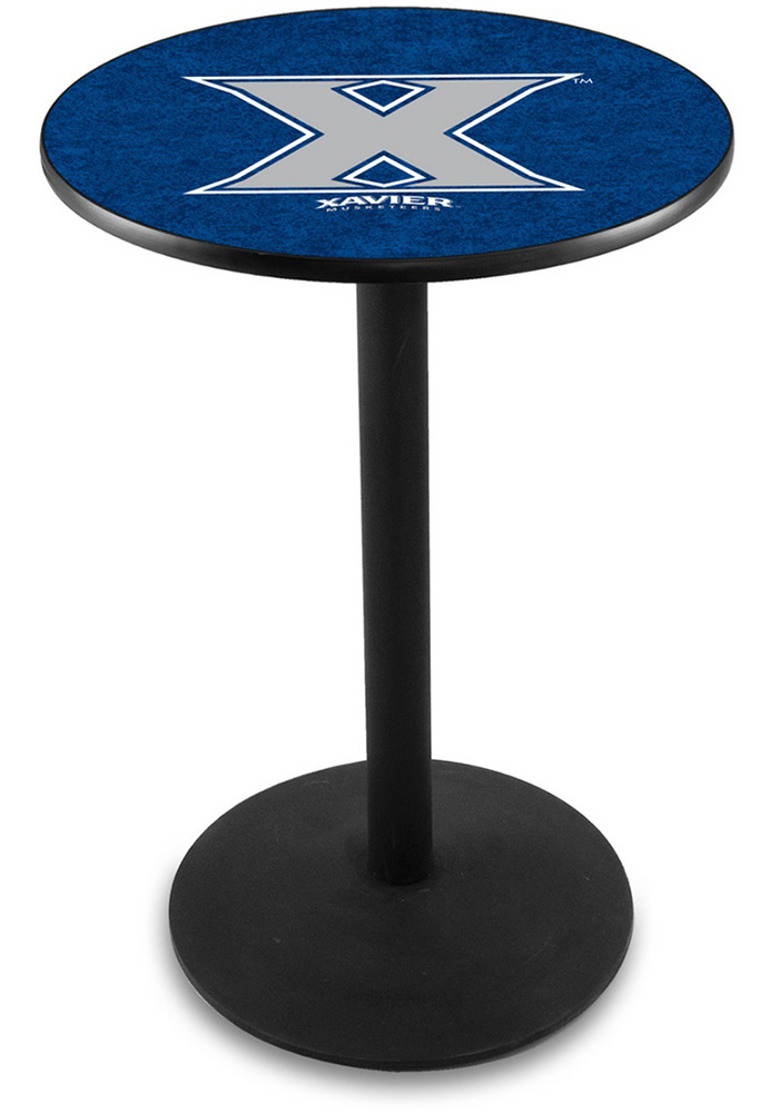 Xavier Musketeers L214 36 Inch Pub Table - Image 1