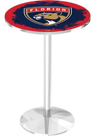 Florida Panthers L214 36 Inch Pub Table