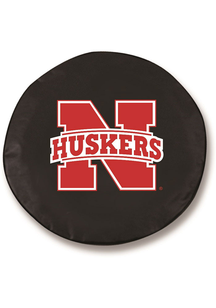 Nebraska Cornhuskers Large Car Accessory Tire Cover - Image 1