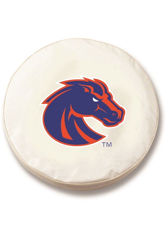Boise State Broncos Small Car Accessory Tire Cover - Image 1