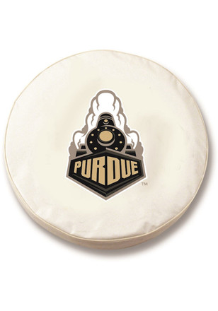 Purdue Boilermakers tire cover Car Accessory Tire Cover