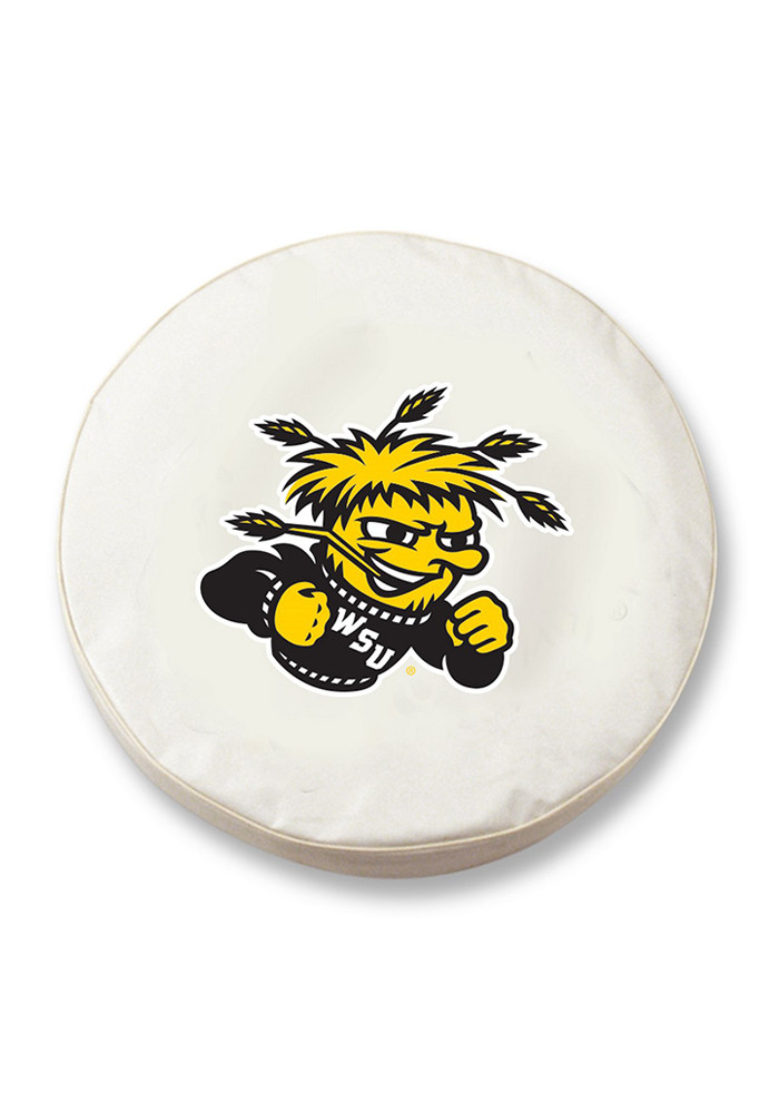 Wichita State Shockers Small Car Accessory Tire Cover - Image 1