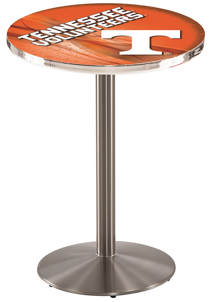 Tennessee Volunteers L214 36 Inch Pub Table - Image 1