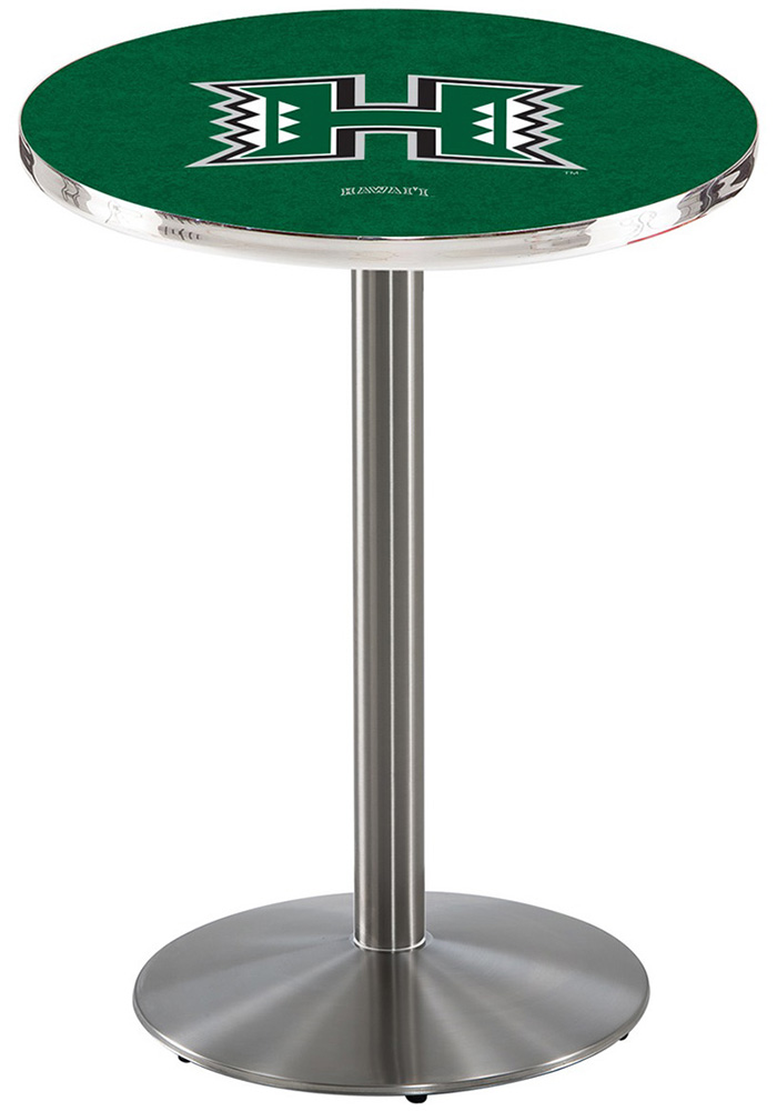 Hawaii Warriors L214 36 Inch Pub Table - Image 1