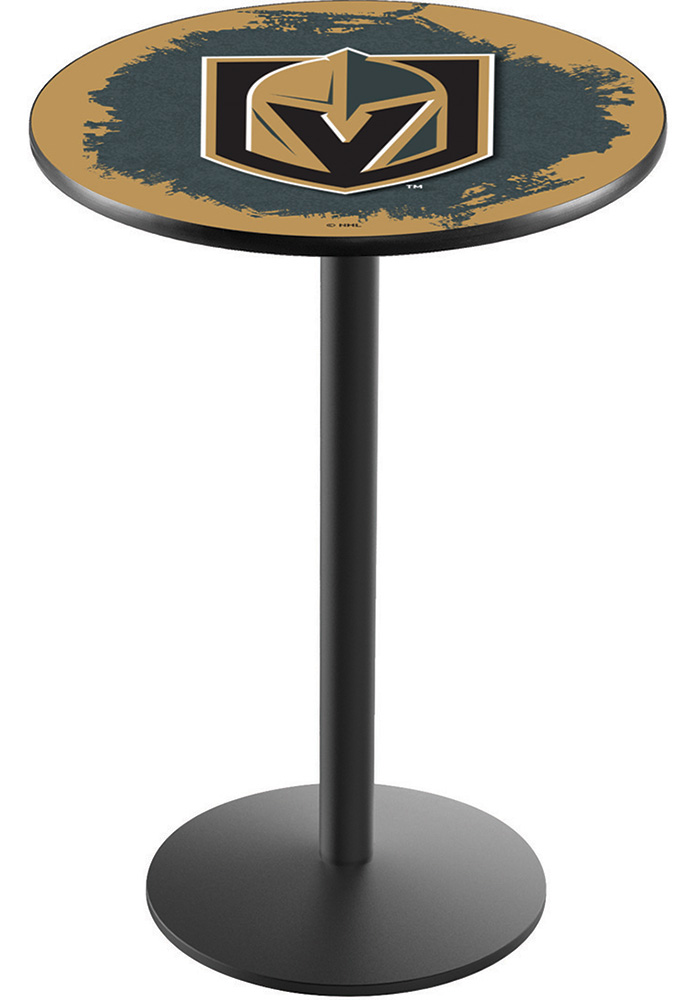 Vegas Golden Knights L214 36 Inch Pub Table - Image 1