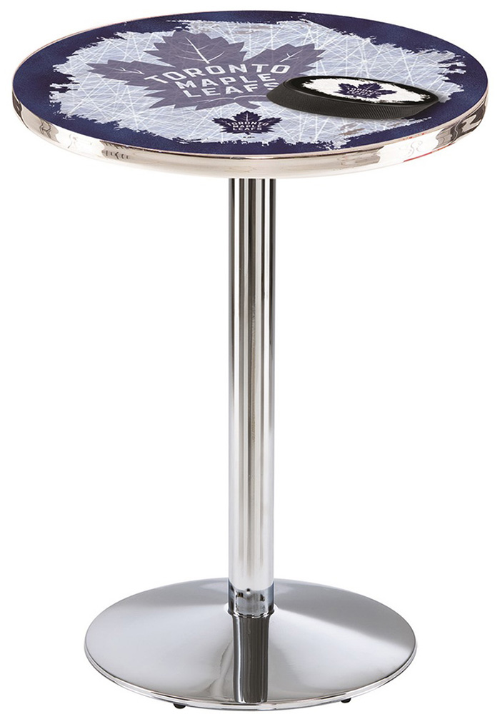Toronto Maple Leafs L214 36 Inch Pub Table - Image 1