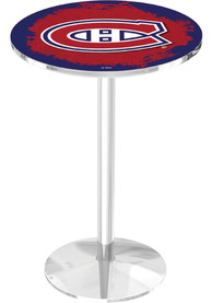 Montreal Canadiens L214 36 Inch Pub Table