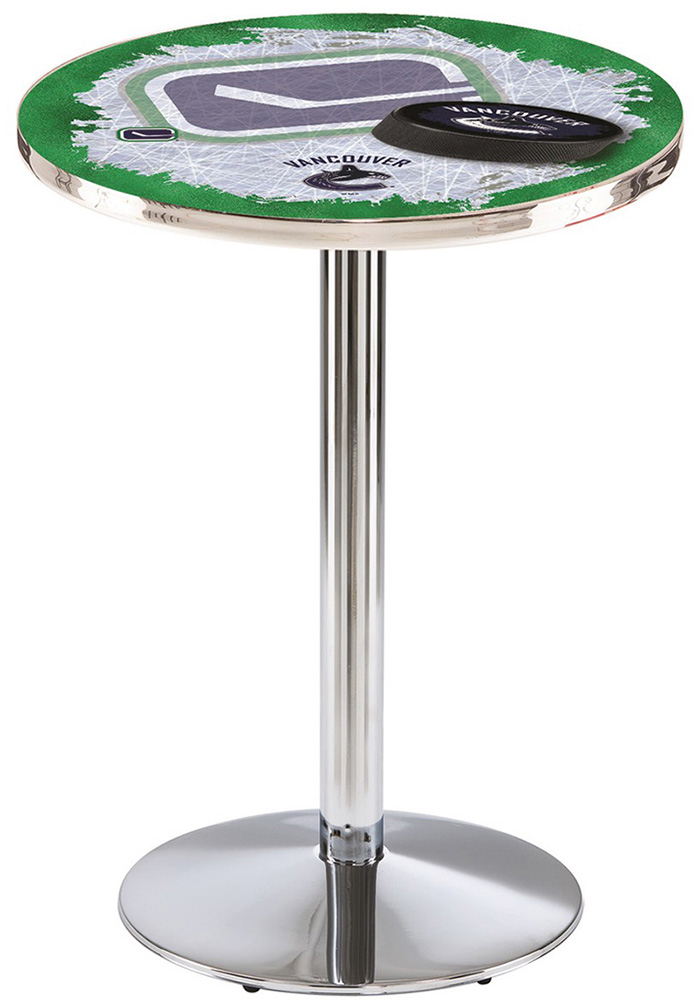 Vancouver Canucks L214 36 Inch Pub Table - Image 1