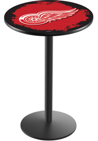 Detroit Red Wings L214 36 Inch Pub Table