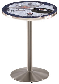 Winnipeg Jets L214 36 Inch Pub Table