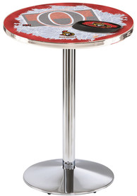 Ottawa Senators L214 36 Inch Pub Table