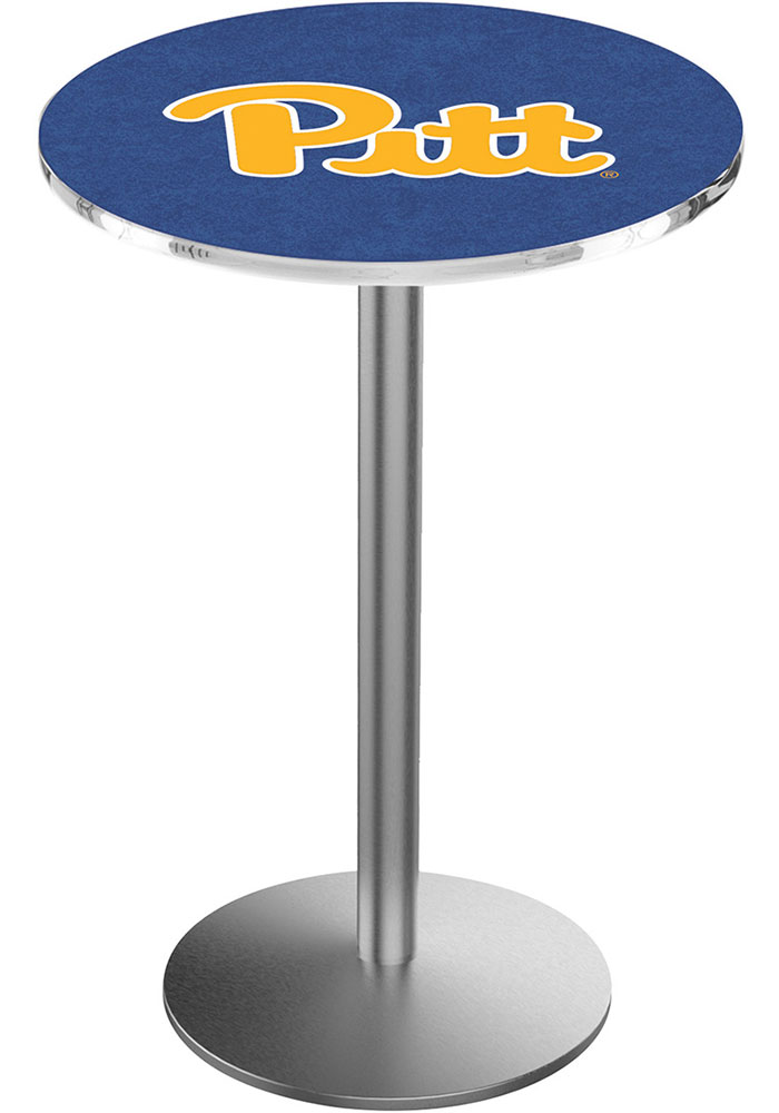 Pitt Panthers L214 42 Inch Pub Table - Image 1