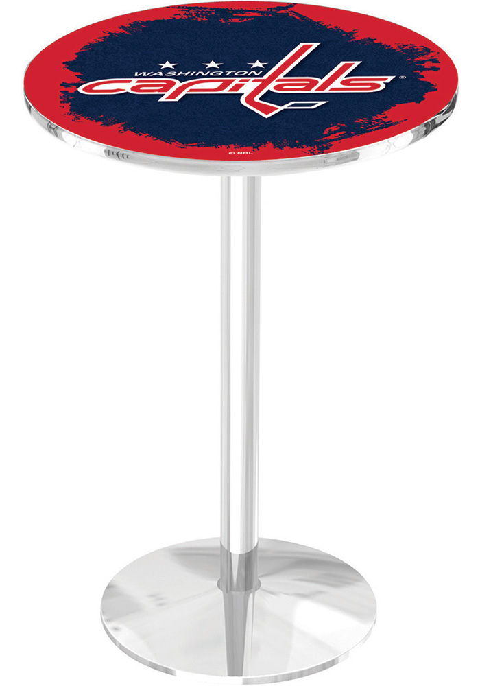 Washington Capitals L214 42 Inch Pub Table - Image 1