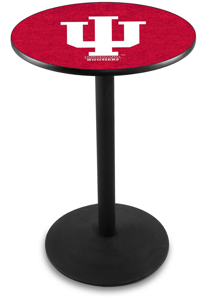Indiana Hoosiers L214 42 Inch Pub Table - Image 1