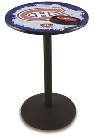Montreal Canadiens L214 42 Inch Pub Table
