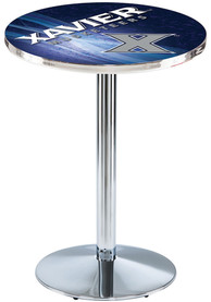 Xavier Musketeers L214 42 Inch Pub Table
