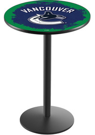 Vancouver Canucks L214 42 Inch Pub Table